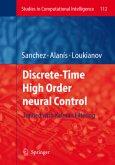 Discrete-Time High Order Neural Control