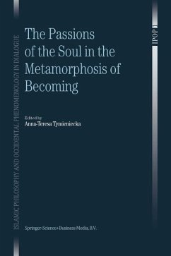 The Passions of the Soul in the Metamorphosis of Becoming