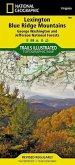 Lexington, Blue Ridge MTS [George Washington and Jefferson National Forests]