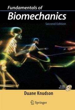 Fundamentals of Biomechanics - Knudson, Duane