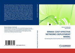 WIMAX COST EFFECTIVE NETWORKS DEPLOYMENT MODEL