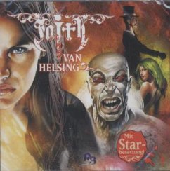 Faith -The Van Helsing Chronicles - Der Fluch der Salaün, 1 Audio-CD