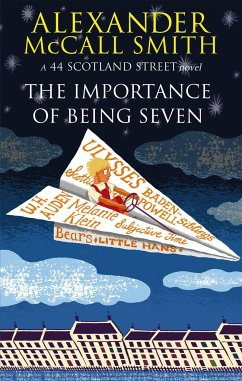 The Importance of Being Seven - Smith, Alexander McCall