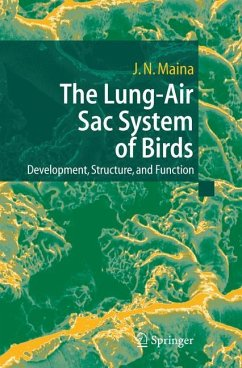 The Lung-Air Sac System of Birds - Maina, John N.