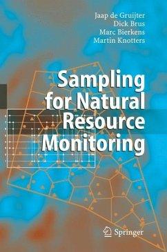Sampling for Natural Resource Monitoring - Gruijter, Jaap de; Brus, Dick J.; Bierkens, Marc F.P.; Knotters, Martin