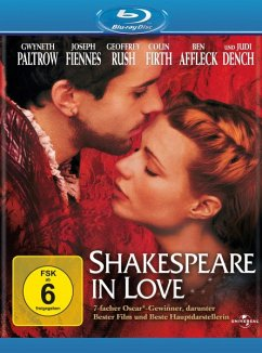 Shakespeare In Love - Gwyneth Paltrow,Joseph Fiennes,Geoffrey Rush