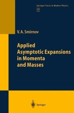 Applied Asymptotic Expansions in Momenta and Masses - Smirnov, Vladimir A.