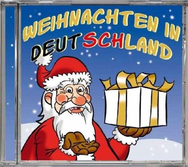 weihnachten in deutschland cd. Black Bedroom Furniture Sets. Home Design Ideas