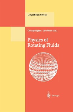 Physics of Rotating Fluids