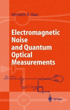 Electromagnetic Noise and Quantum Optical Measurements - Haus, Hermann A.