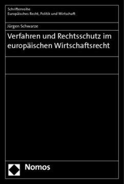 Verfahren und Rechtsschutz im europäischen Wirtschaftsrecht