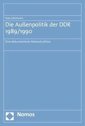 außenpolitik deutschland seit 1990