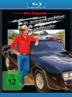 Ein ausgekochtes Schlitzohr - Burt Reynolds,Jackie Gleason,Sally Field