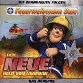 Feuerwehrmann Sam - Der neue Held von nebenan, Audio-CD