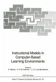 Instructional Models in Computer-Based Learning Environments