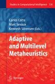 Adaptive and Multilevel Metaheuristics