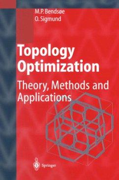 Topology Optimization - Bendsoe, Martin Ph.; Sigmund, Ole
