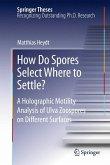How Do Spores Select Where to Settle?