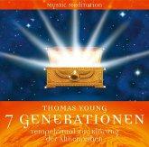 7 Generationen, 1 Audio-CD