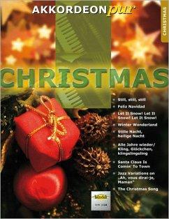 Christmas, für Akkordeon