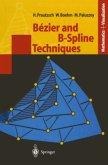 Bézier and B-Spline Techniques
