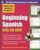 Beginning Spanish [With CDROM]