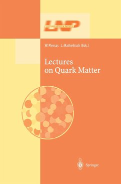 Lectures on Quark Matter