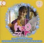 H2O - Plötzlich Meerjungfrau - Zanes Untergang/Kindergeburtstag und Seeung, 1 Audio-CD