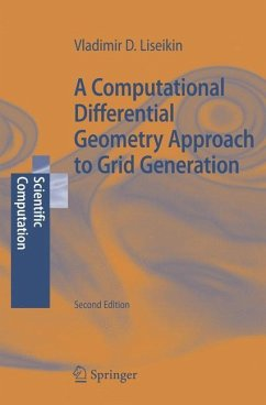 A Computational Differential Geometry Approach to Grid Generation - Liseikin, Vladimir D.