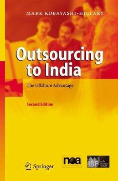 Outsourcing to India - Kobayashi-Hillary, Mark