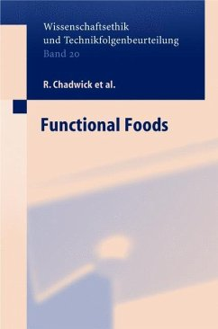 Functional Foods - Chadwick, R.;Henson, S.;Moseley, B.
