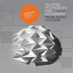 Folding Techniques for Designers - Jackson, Paul