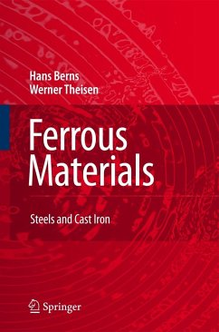 Ferrous Materials - Berns, Hans; Theisen, Werner