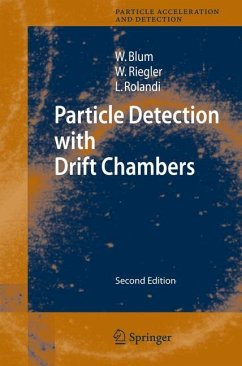 Particle Detection with Drift Chambers - Blum, Walter; Riegler, Werner; Rolandi, Luigi