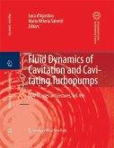 Fluid Dynamics of Cavitation and Cavitating Turbopumps