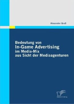 Bedeutung von In-Game Advertising im Media-Mix ...
