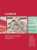 Cursus - Ausgabe N. Begleitgrammatik