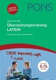 PONS Übersetzungstraining Latein ab dem 2./3. Lernjahr