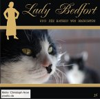 Lady Bedfort und die Katze von Broughton / Lady Bedford Bd.35 (1 Audio-CD)