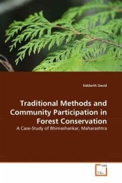 Traditional Methods and Community Participation in Forest Conservation