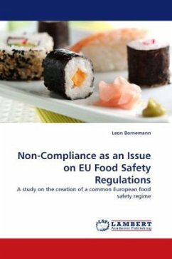 Non-Compliance as an Issue on EU Food Safety Regulations