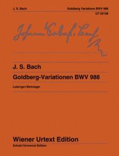 Goldberg-Variationen (Klavierübung IV)