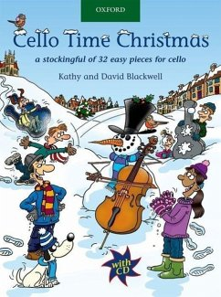 Cello Time Christmas, w. Audio-CD