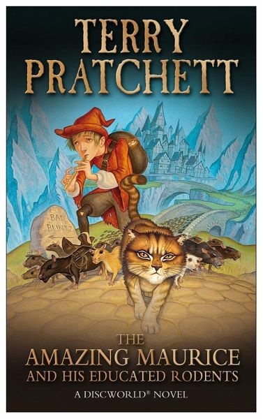 an analysis of the amazing maurice and his educated rodents by terry pratchett Witches abroad (discworld) [terry pratchett]  the amazing maurice and his educated rodents,  she is uncannily accurate in her analysis of human nature.