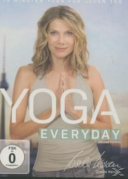 Yoga Everyday (+ Audio-CD)