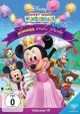 Micky Maus Wunderhaus, Volume 19 - Minnies große Party