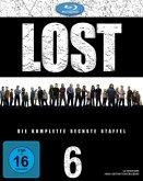 Lost - Die Komplette 6. Staffel, 5 Blu-rays