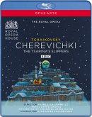 Cherevichki-Tsarina's Slippers