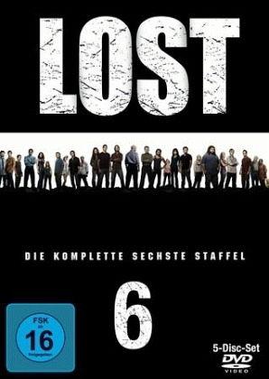 Lost - Die komplette sechste Staffel (5 Discs)