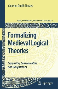 Formalizing Medieval Logical Theories - Dutilh Novaes, Catarina